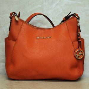 Michael Kors Shoulder Bag Tangerine